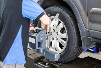 Tire repair service done right at Autobahn